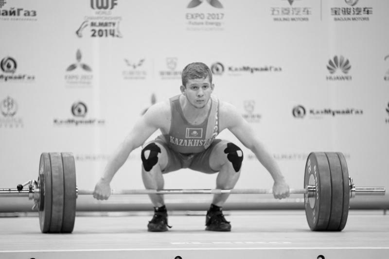 Умер 25-летний казахстанский тяжелоатлет Альберт Линдер