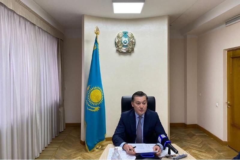 Казахстан завершает разработку Концепции углеродной нейтральности до 2060 года
