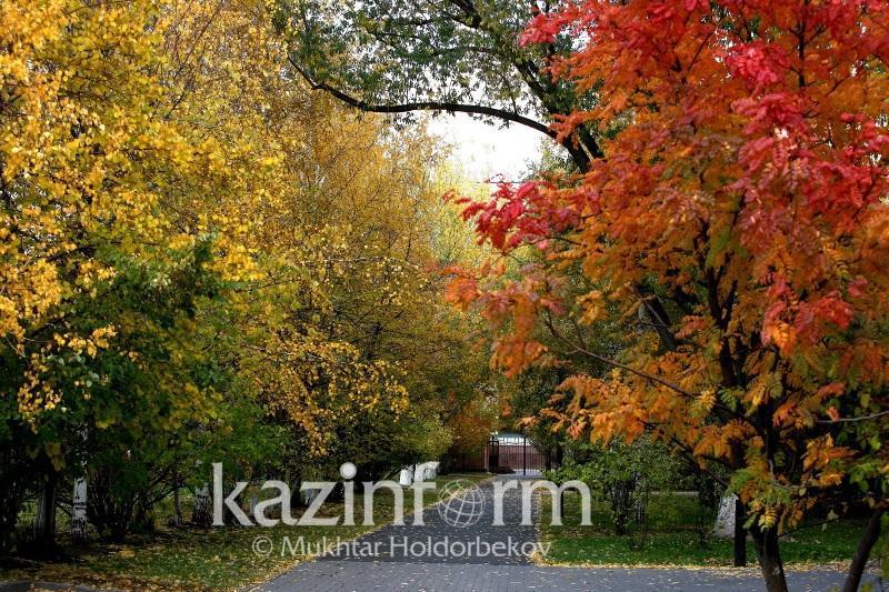 Когда ждать «бабье лето» в Казахстане
