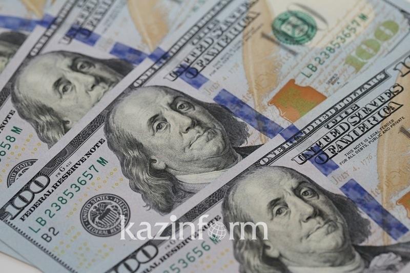 Dollar baǵamy qaıta kóterildi