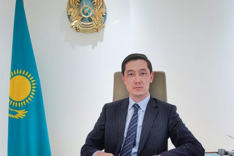 Ардак Зебешев назначен председателем Комитета по инвестициям МИД РК