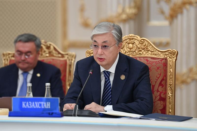 托卡耶夫总统:上合组织将进入新的发展阶段