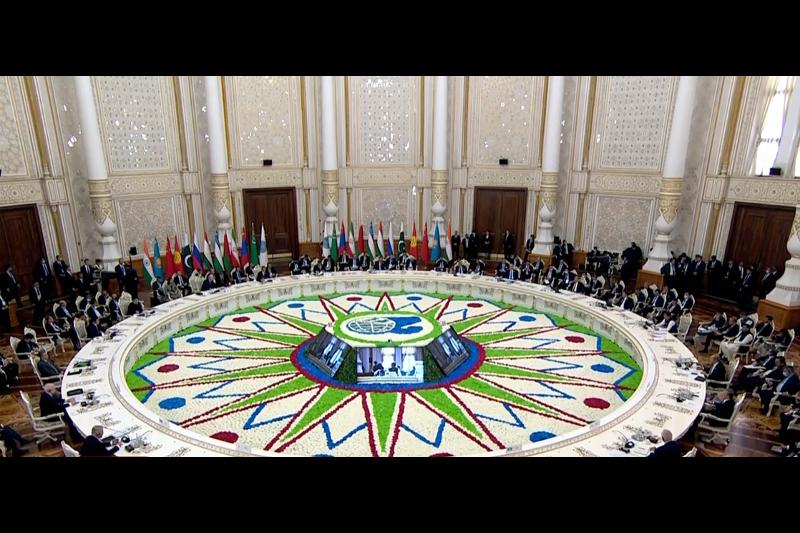 托卡耶夫: 建议在阿拉木图设立上合组织人道主义中心,以向阿富汗提供国际援助