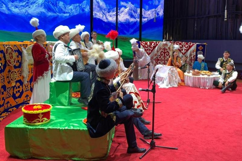 Balqashta «Saryarqanyń kóshpeli mádenıeti» festıvali ótti