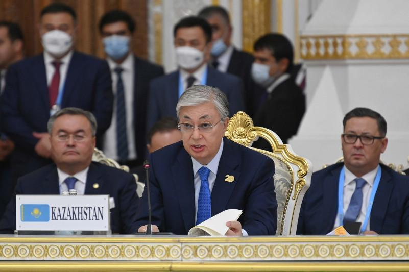 Kazakh Head of State hails signing of SCO's 'Green Belt' program