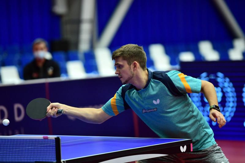 Кирилл Герасименко вышел в 1/4 финала 2021 ITTF Kazakhstan International Open