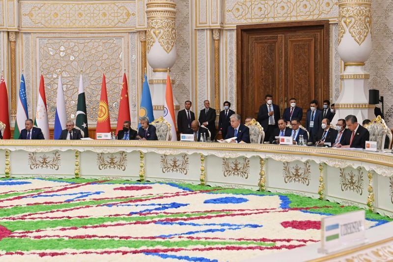 托卡耶夫:哈萨克斯坦欢迎上合组织签署绿色之带计划
