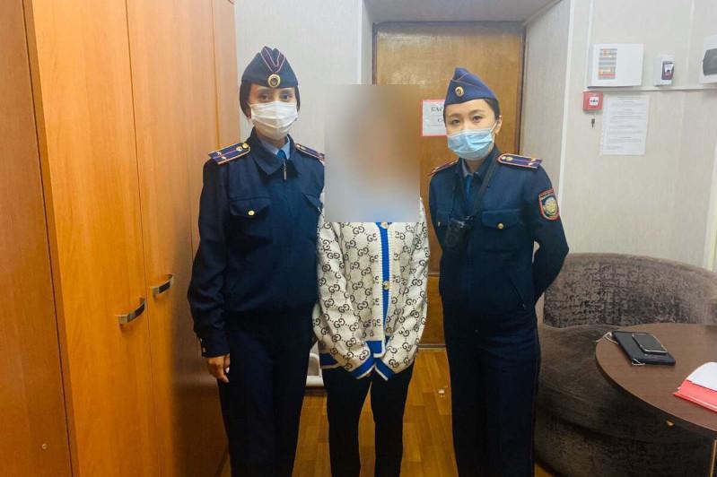 Пропавшую несовершеннолетнюю нашли полицейские ЗКО