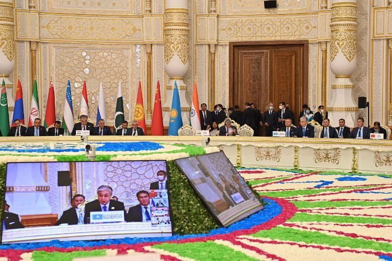 Kazakh President suggests building SCO humanitarian hub in Almaty to help Afghanistan