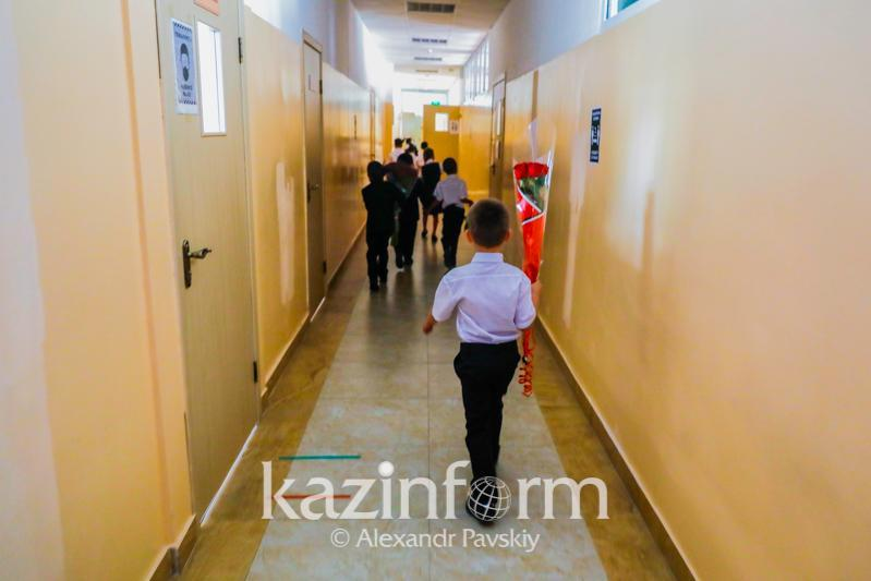COVID-19 reported in 213 schoolchildren in Kyzylorda rgn since academic year began
