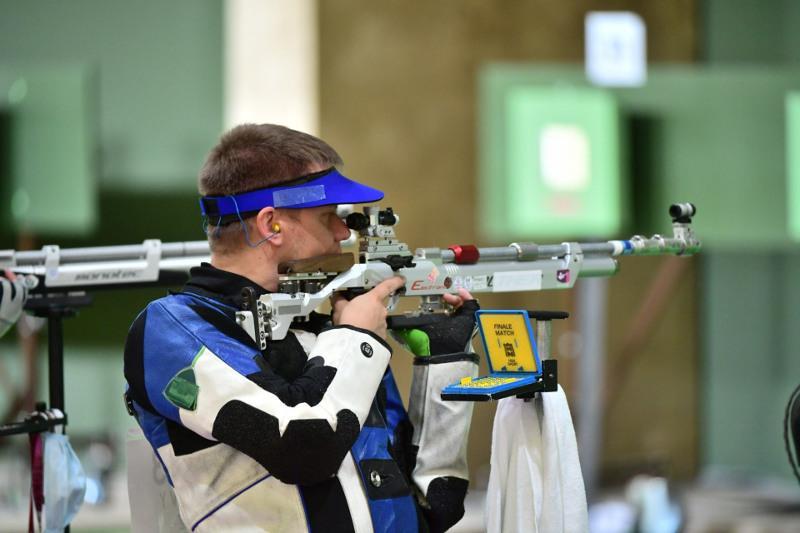 Казахстанские стрелки стали первыми на чемпионате Азии в Шымкенте