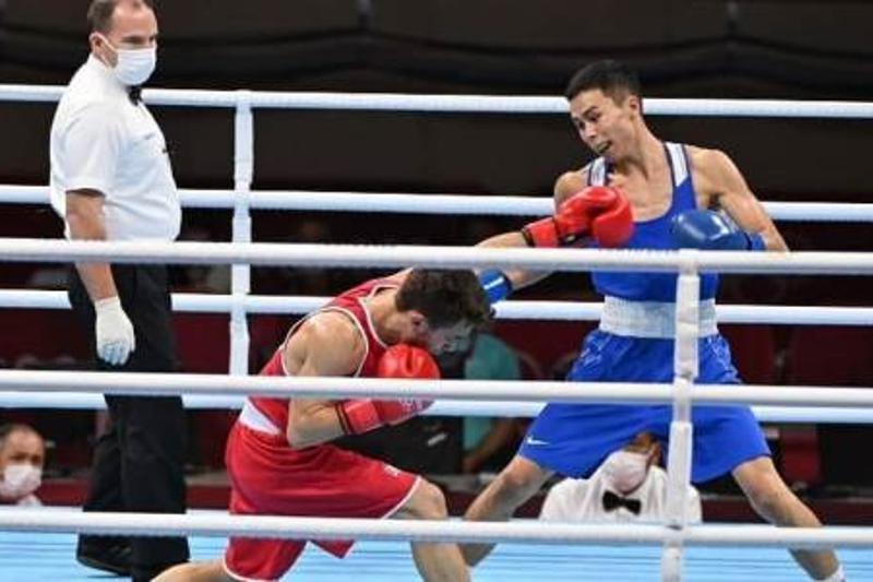 哈萨克斯坦国家拳击队将参加世锦赛