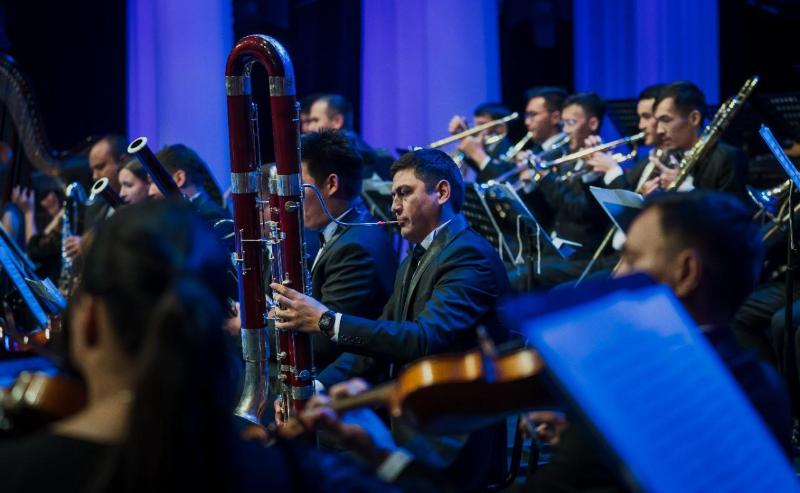 Симфонический оркестр открыл XXII концертный сезон в Нур-Султане