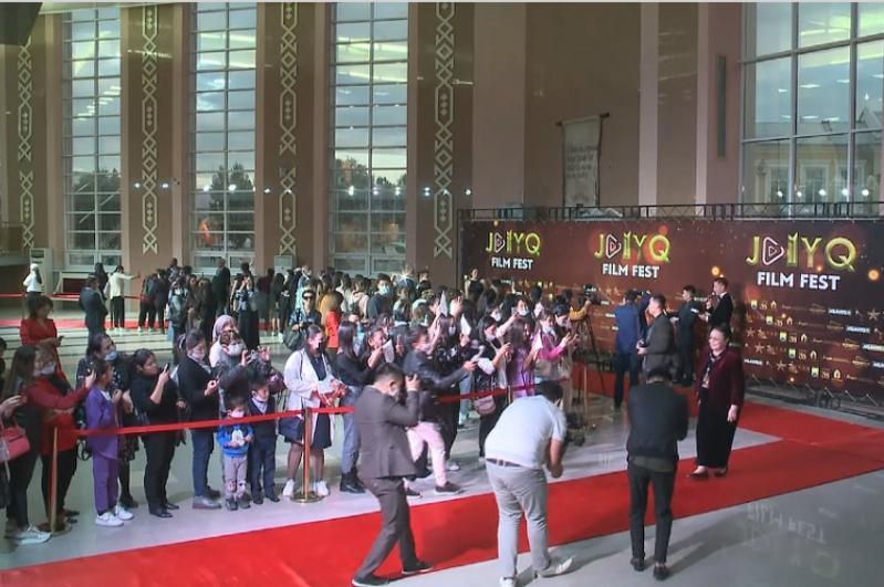 Международный кинофестиваль «Жайық» стартовал в Уральске