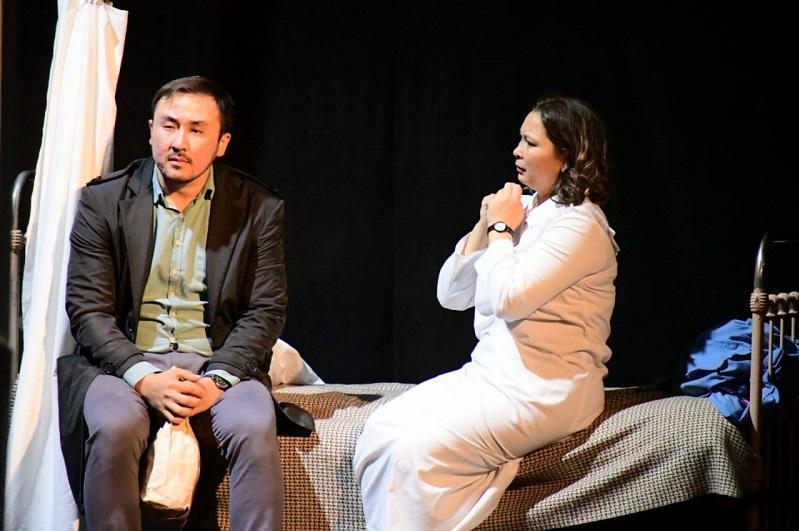 Региональный фестиваль театров открылся в Кокшетау