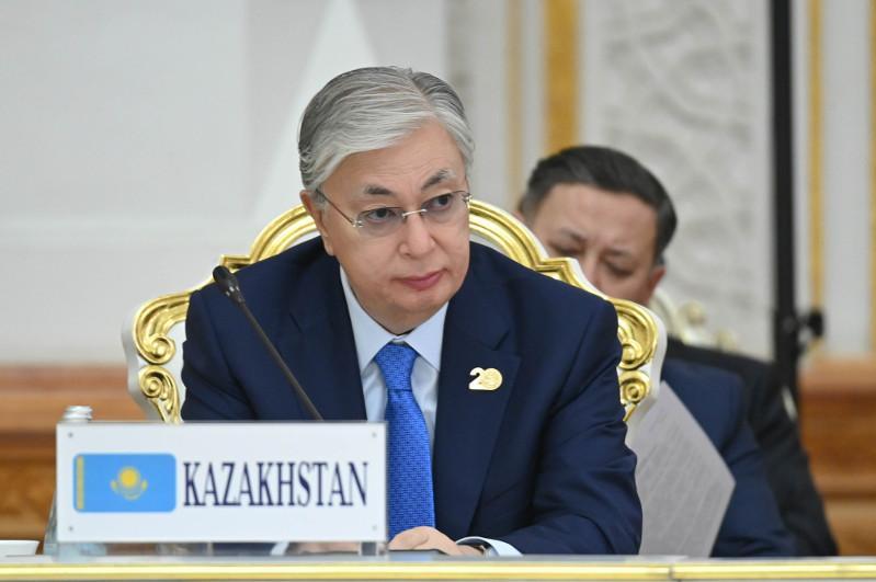 Опубликован полный видеообзор двухдневного визита Президента Казахстана в Таджикистан