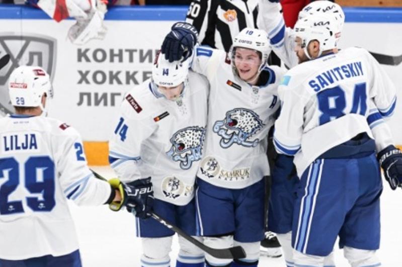 Құрлықтық хоккей лигасы: «Барыс» бүгін «Йокерит» командасымен кездеседі