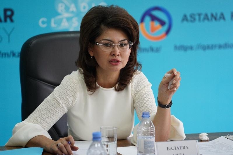 Аида Балаева провела встречу с творческой группой сериала «Коркыт Ата»