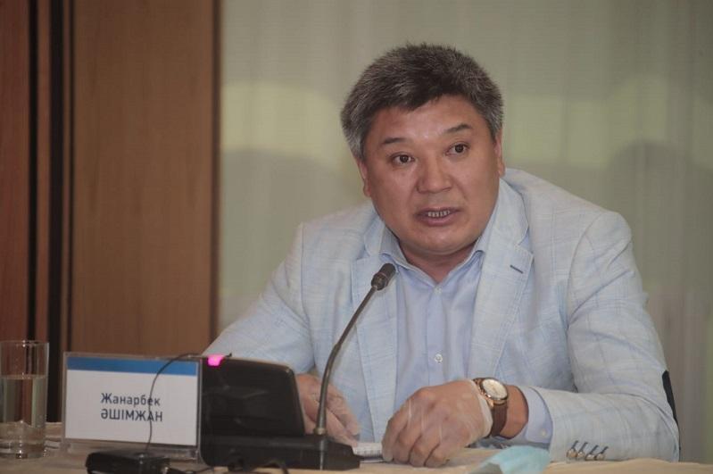 Жанарбек Әшімжан Алматыда метро бекетінің атауын өзгертуге қатысты пікір білдірді