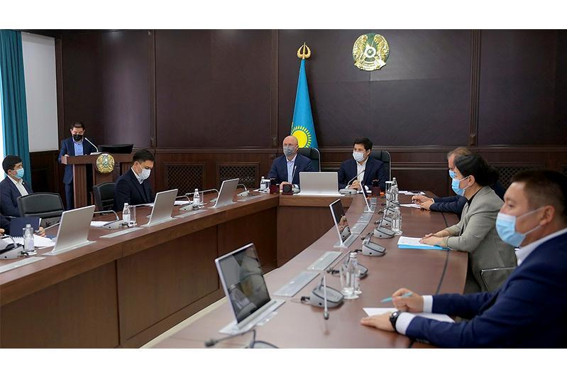 Роман Скляр проинспектировал социально-экономическое развитие Павлодарской области
