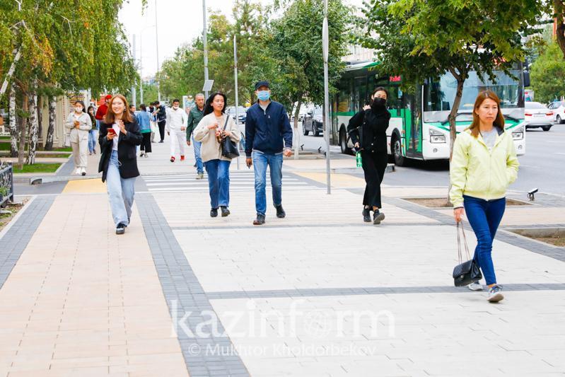 В«красной зоне» два мегаполиса и шесть областей Казахстана
