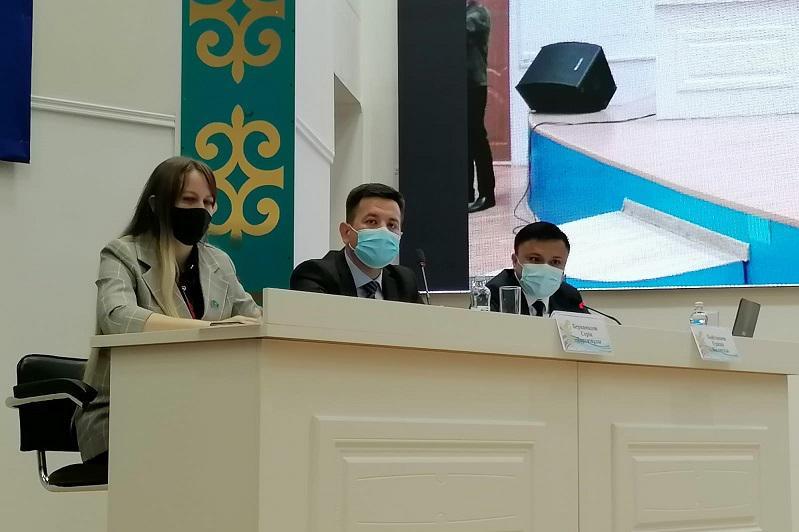 Активисты гражданского штаба по борьбе с пандемией посетили Кокшетау