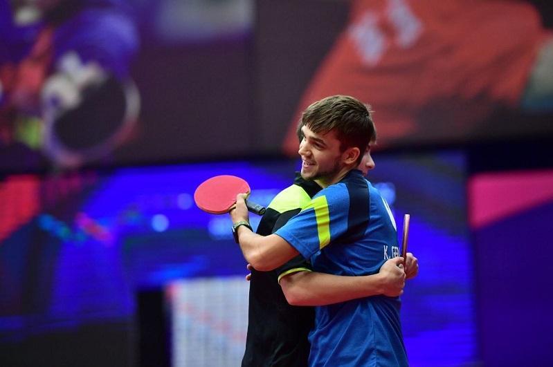 Герасименко и Курмангалиев выиграли турнир 2021 ITTF Kazakhstan International Open