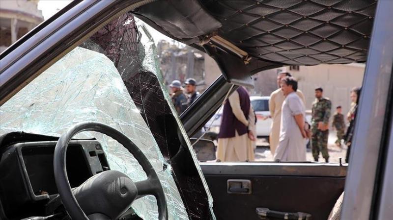 Ауғанстанда жарылыс кезінде екі адам қаза тапты