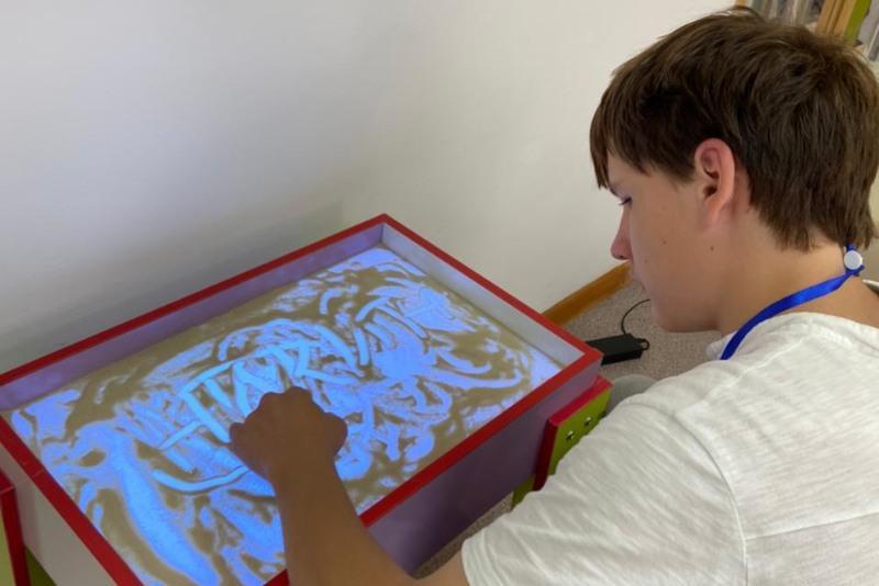 В павлодарском центре поддержки находящихся в трудной жизненной ситуации детей внедрили арт-терапию