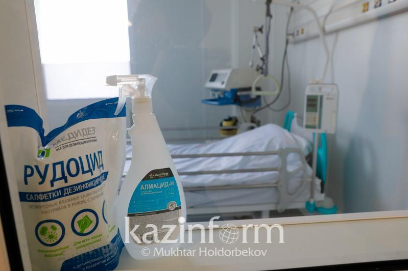 Kazakhstan's COVID-19 recoveries up by 2,944