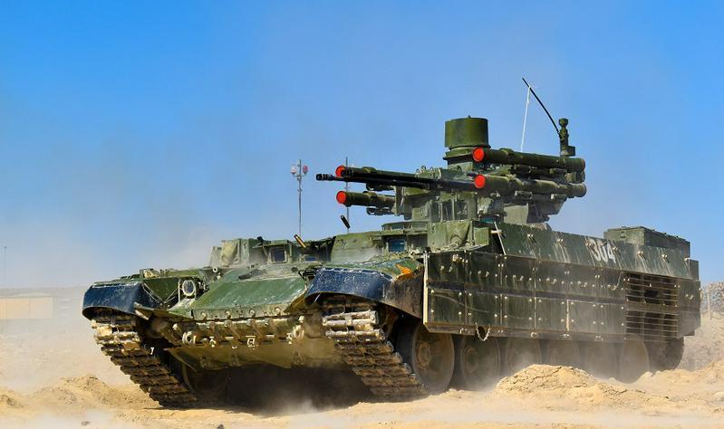 哈萨克斯坦武装力量启动秋季大型拉练