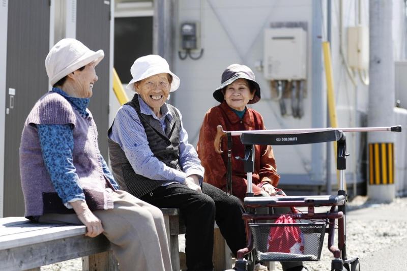 Рекордтық көрсеткіш: Жапония халқының 29,1 пайызы – егде жастағы адамдар