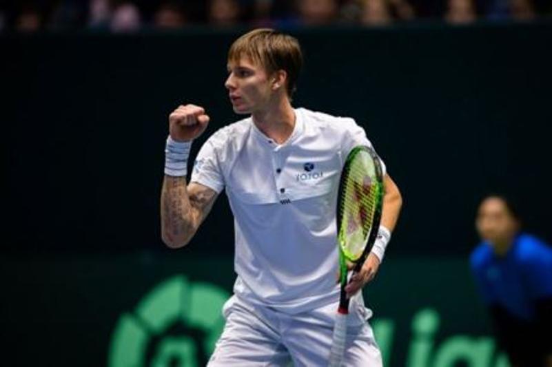 Александр Бублик остался на прежней позиции в ТОП-40 рейтинга ATP