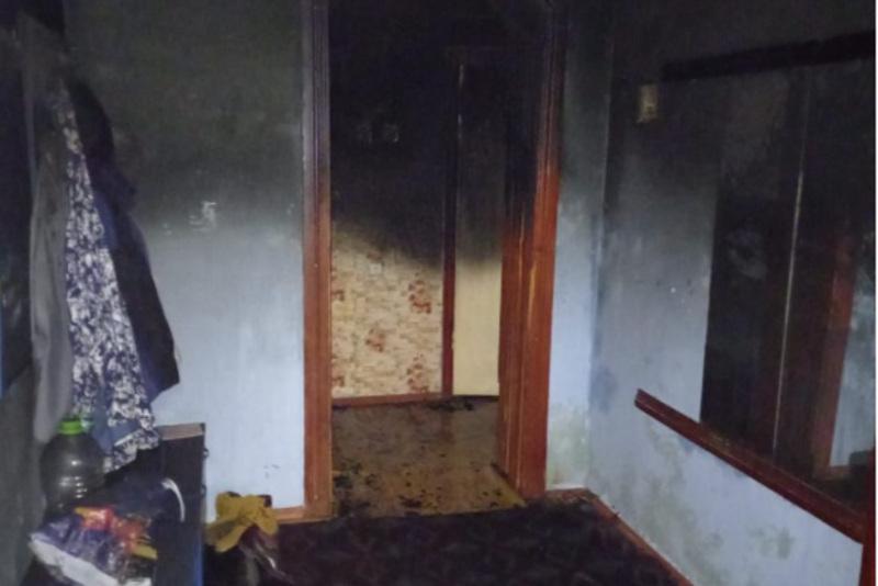 Мужчина погиб при пожаре в Павлодаре