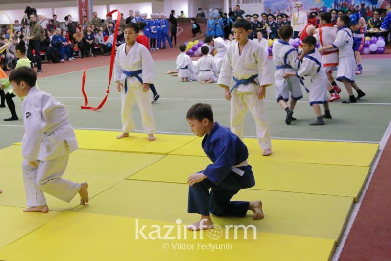 Агитацию в спортивные секции проведут в школах Петропавловска