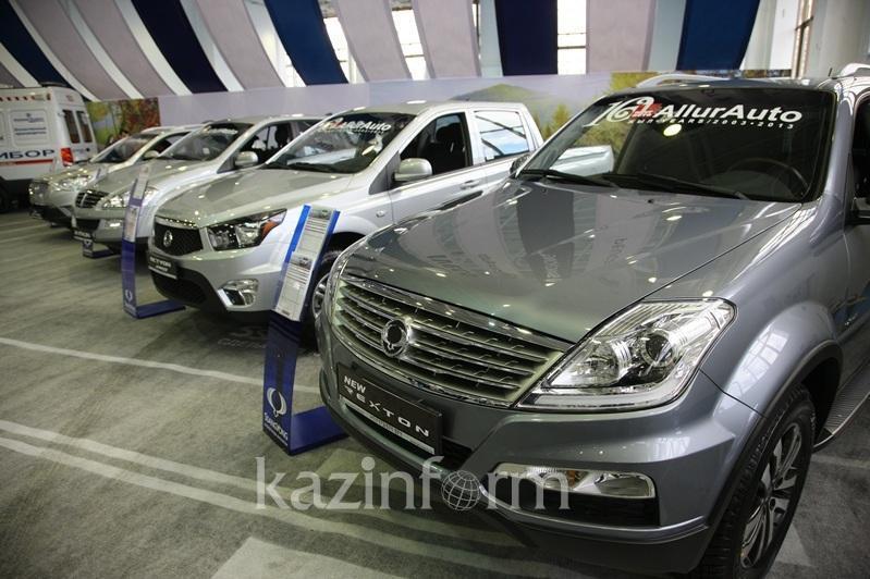 哈萨克斯坦汽车价格明显上涨