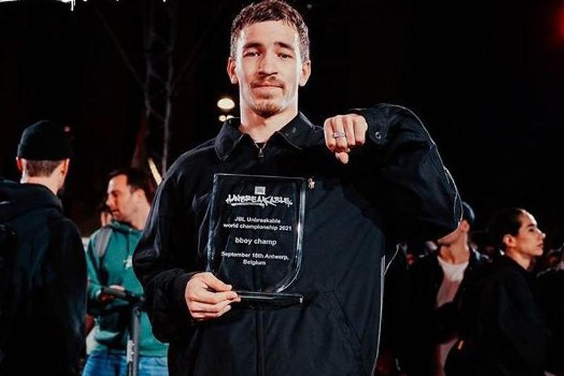 Казахстанец выиграл международный турнир по брейк-дансу