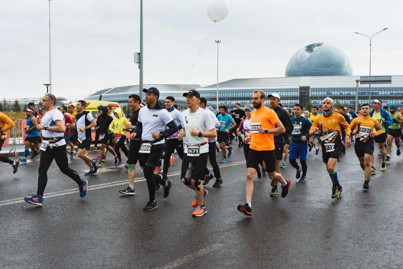 Astana Marathon 2021-ge vaktsına alǵan jelaıaqtar ǵana qatysa alady