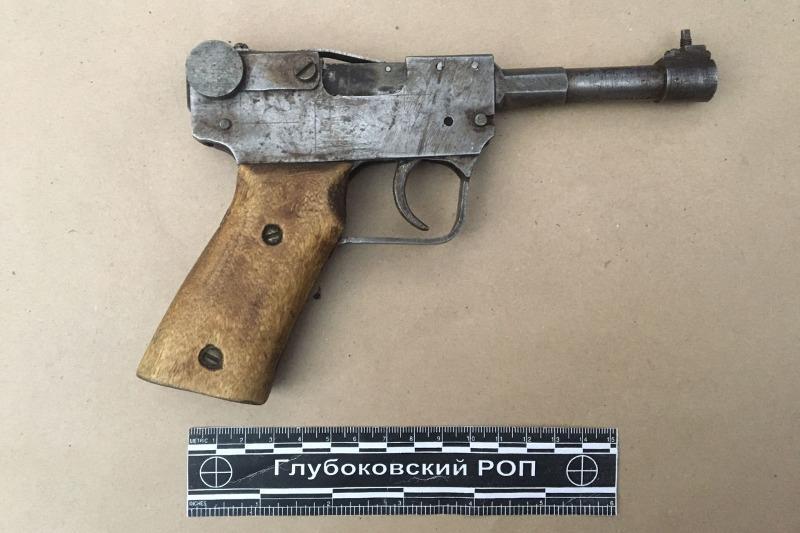 Арсенал самодельного оружия изъяли у жителя ВКО