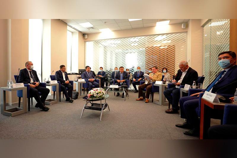 Состоялось первое заседание Общественного совета Агентства РК по противодействию коррупции