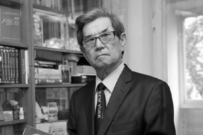 Well-known poet and writer Rafael Niyazbek passed away