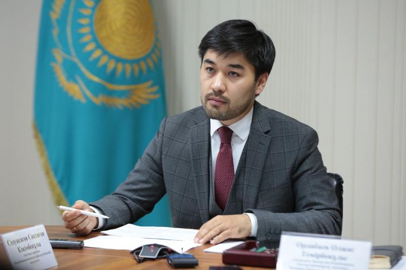 Жолдау: микроқаржы ұйымдары арқылы қолдау көрсеткен өте орынды - Олжас Ордабаев