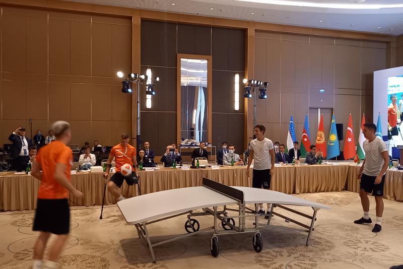 Турнир Тюркского совета по текболу предложила провести Венгрия