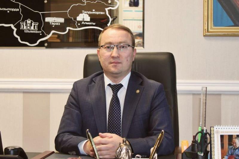 Бакытжан Слямов назначен заместителем председателя Комитета госдоходов