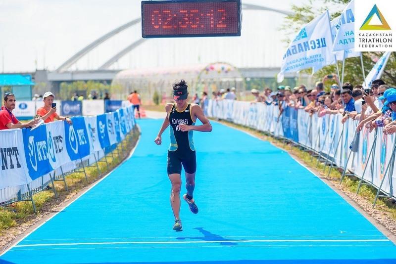 Финал Кубка Казахстана по триатлону пройдет в Актау