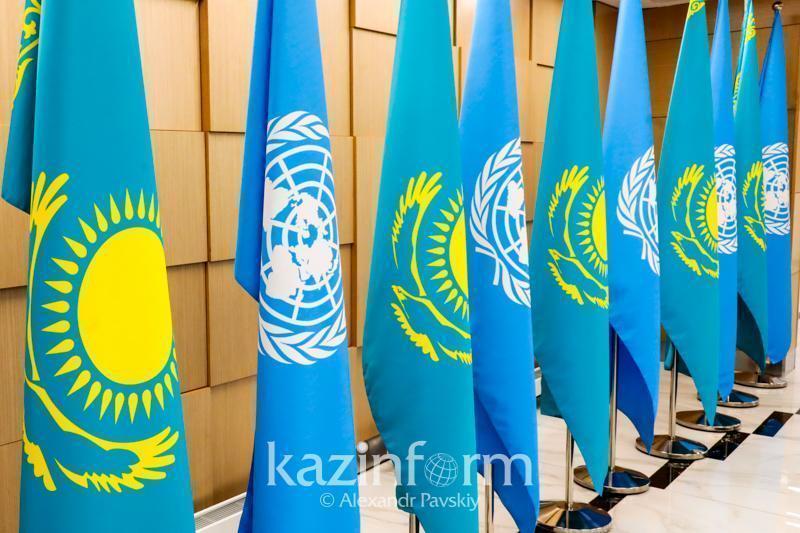 外交部:联合国表示支持在阿拉木图设立援助阿富汗人道主义枢纽