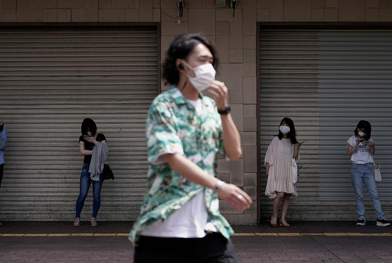 Tokyo reports 302 new coronavirus infections, lowest in 3 months