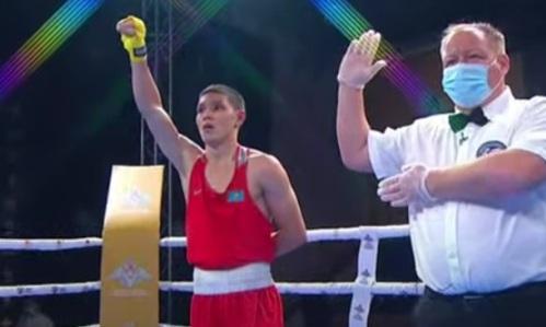 Казахстанские боксеры выиграли пять из пяти боев во второй день ЧМ среди военнослужащих