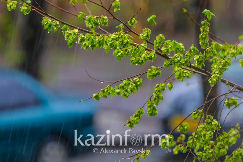 Weather forecast for Kazakhstan Sept 21