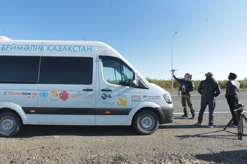Съемки документального фильма «Неизведанный Казахстан» начались в Семее